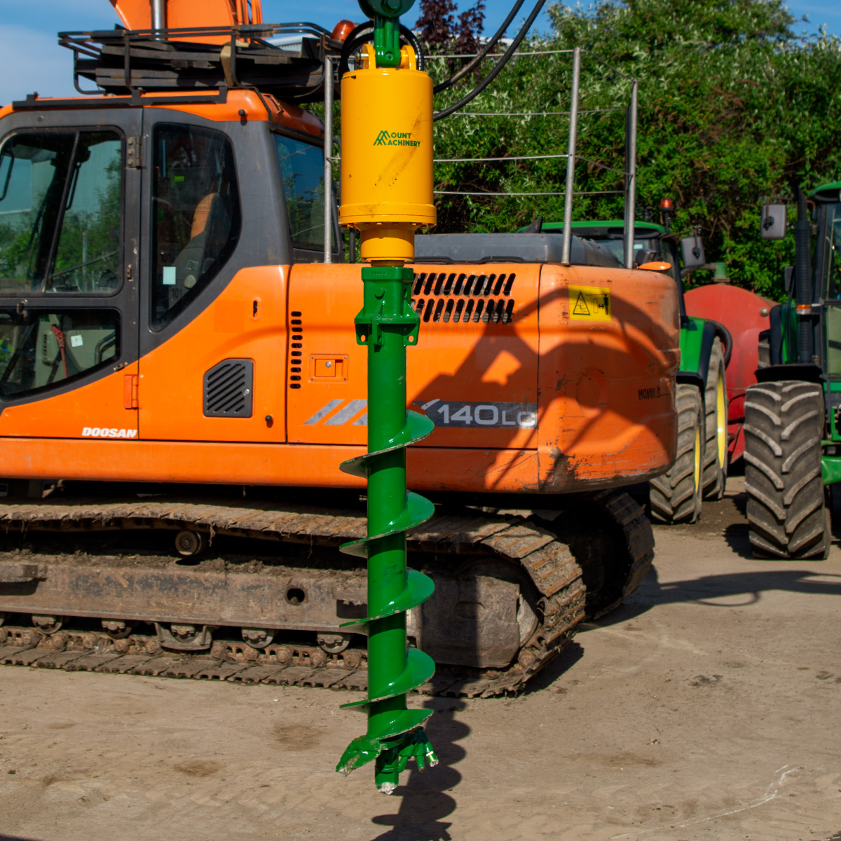 Auger Product Image