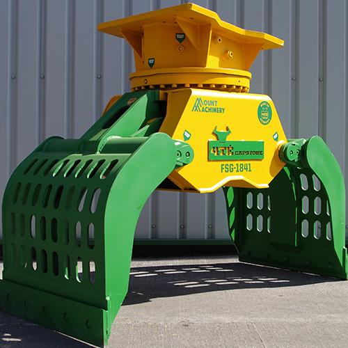 Recycling Selector Grab