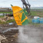 Crusher Bucket for 25T Excavator 1