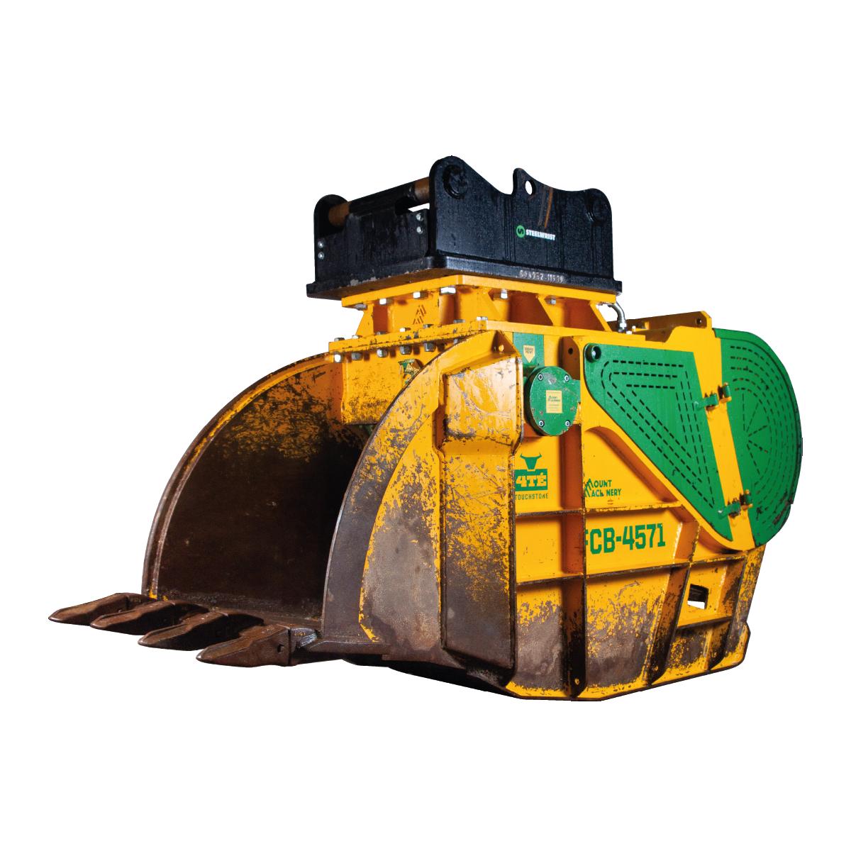 FCB-4571 Crusher Bucket