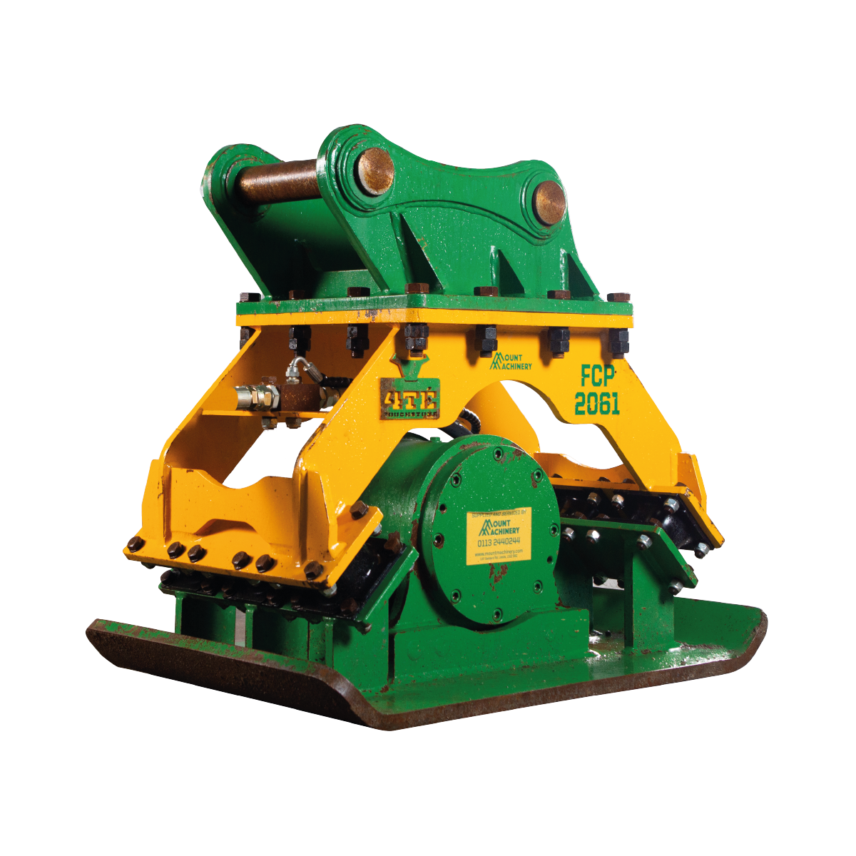 FCP-2061 Compactor Plate For Sale Or Hire