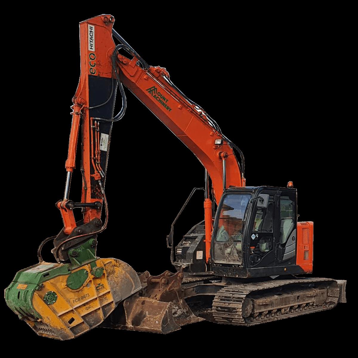 13T Hitachi Zaxis135US-5
