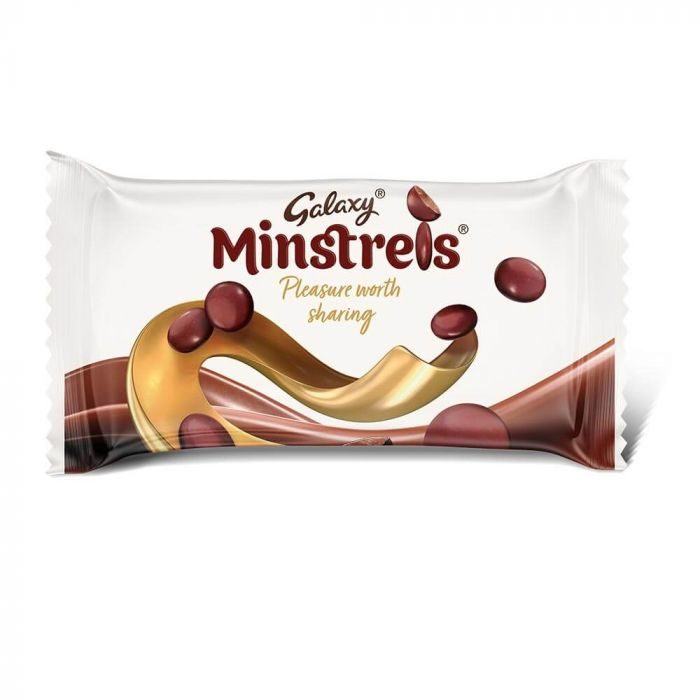 We give a free packet of Minstrels with every hire!